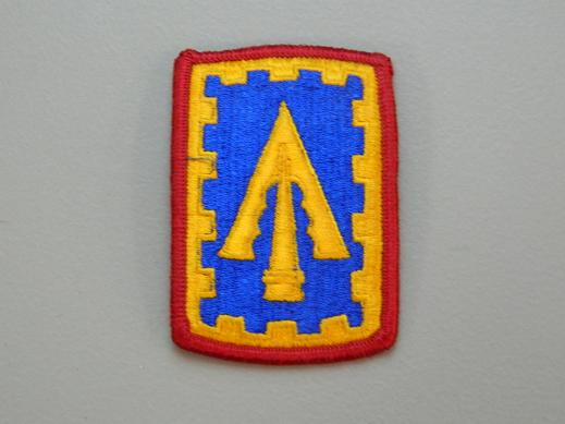 108th Air Defense Artillery Bde. Color patch