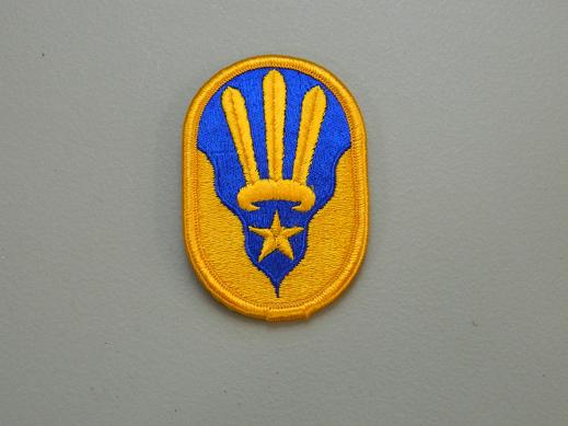 123rd Army Reserve Command Color Patch