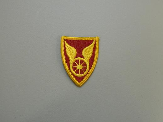 124th Transportation Bde. Color Patch