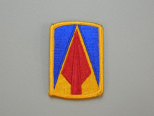 177th Armored Brigade Color Patch
