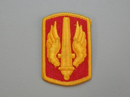 18th Field Artillery Bde. Color Patch