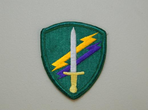 1st Special Ops Command Color Patch