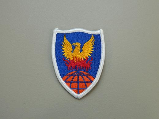 311th Theater Signal Command Color Patch