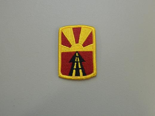 37th Transportation Group Color Patch