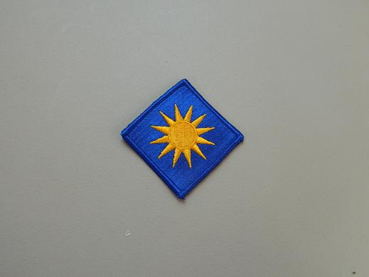 40th Inf. Div. Color Patch