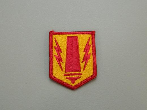 41st Artillery Bde. Color Patch