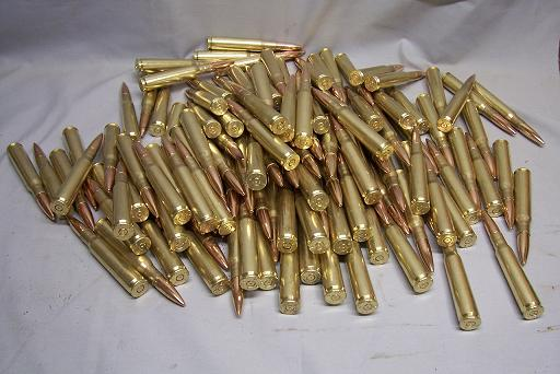 .50 Cal. Dummy Rounds- Ball-100 Ct.