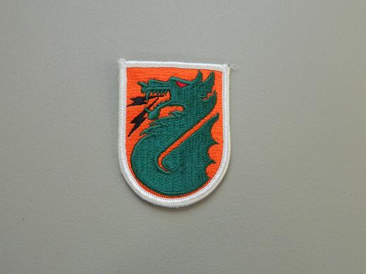 5th Signal Command Color Patch