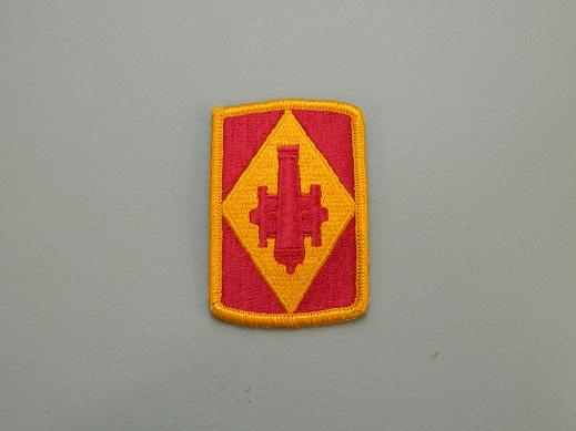 75th Artillery Bde. Color Patch