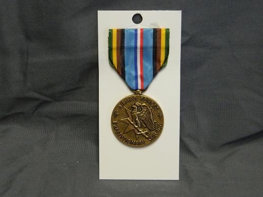 Armed Forces Expedtionary Medal- Full Size