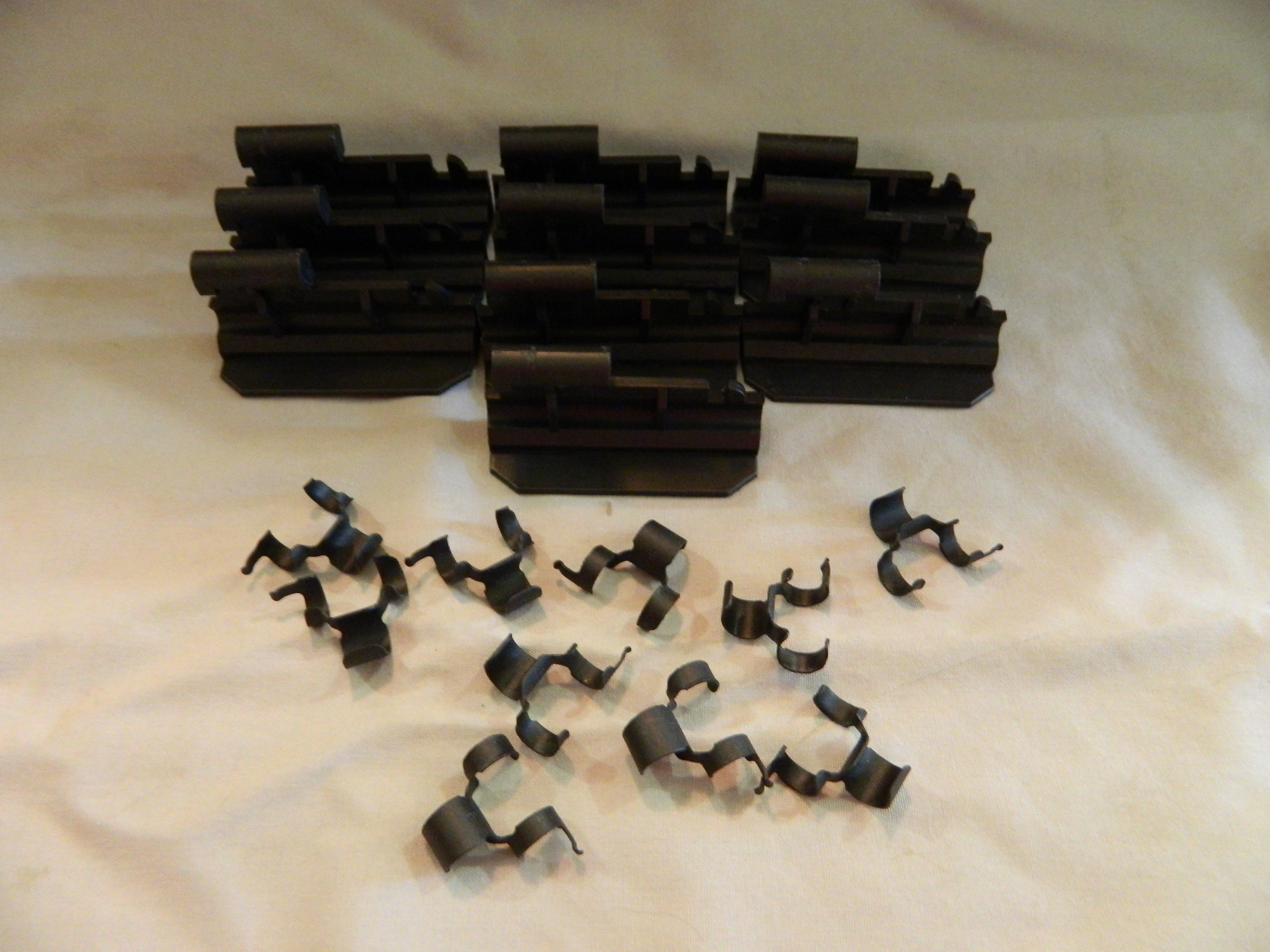 M249 S.A.W. Tabs- 10 Ct. Black