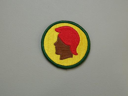 Hawaii Army National Guard Color Patch