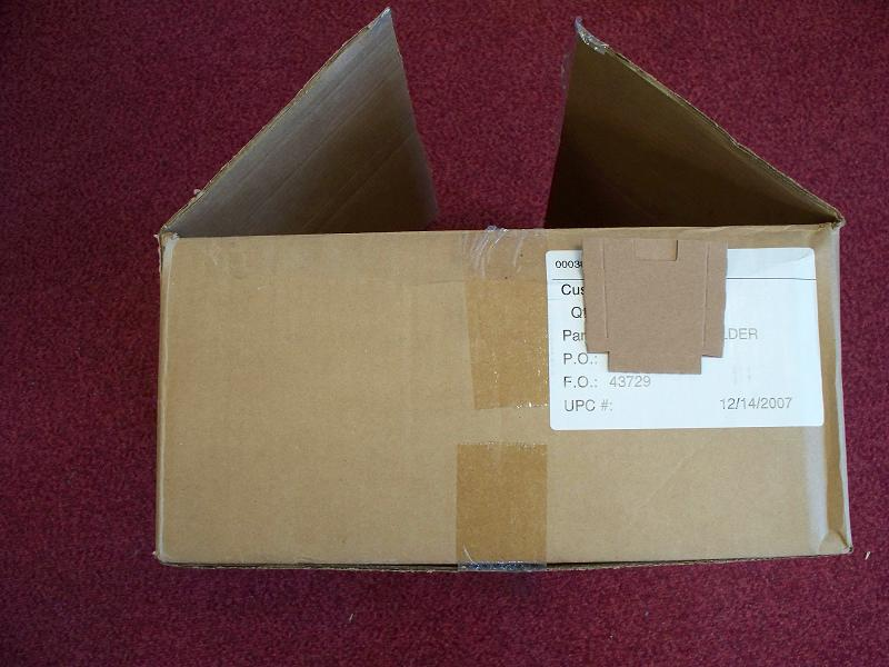 M14 .308 Cardboard Sleeves- Case-