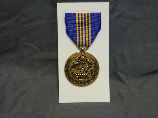 Pennsylvania National Guard Commendation Medal- Full Size