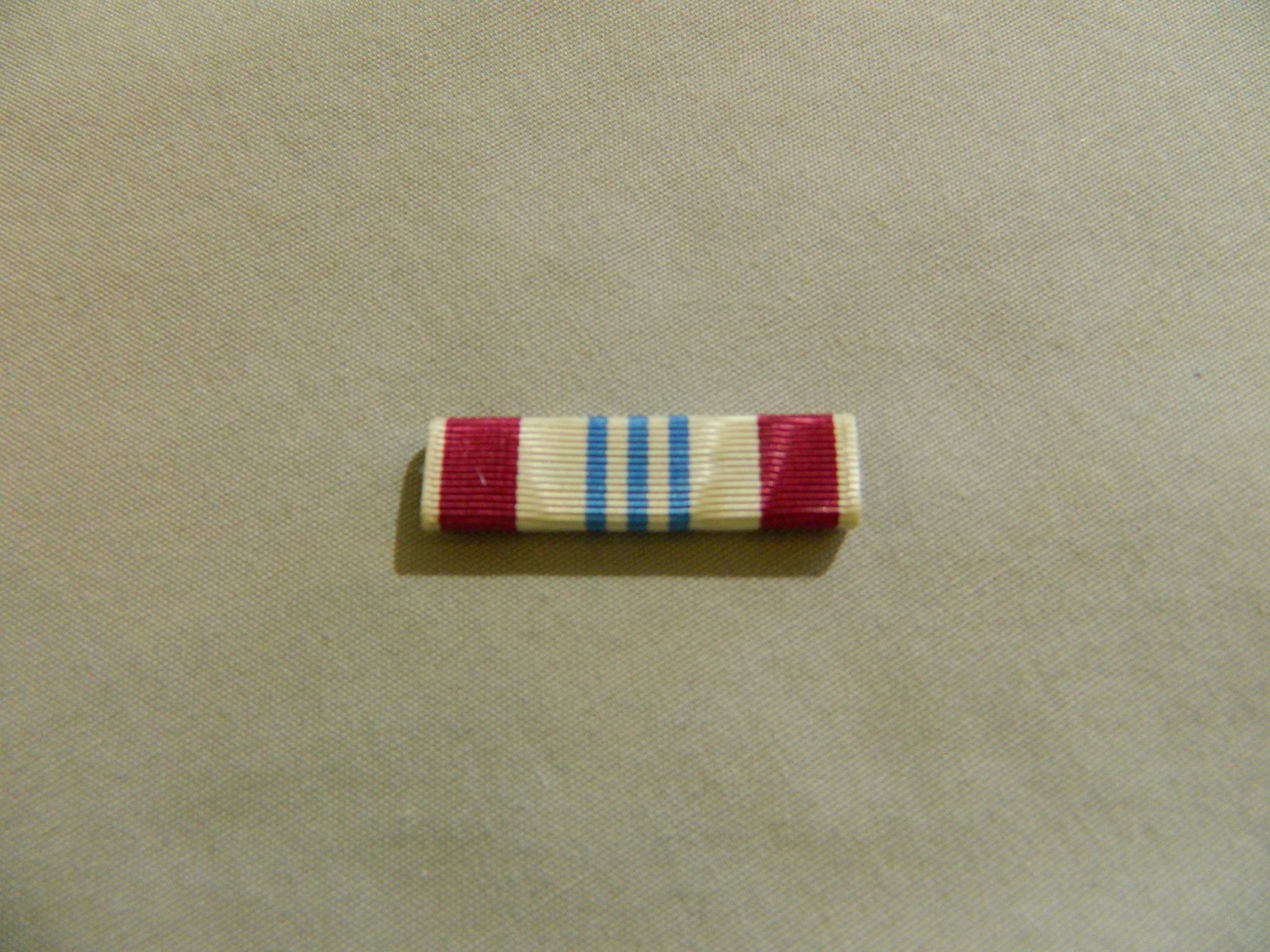 Ribbon: Defense Meritorious Service Medal