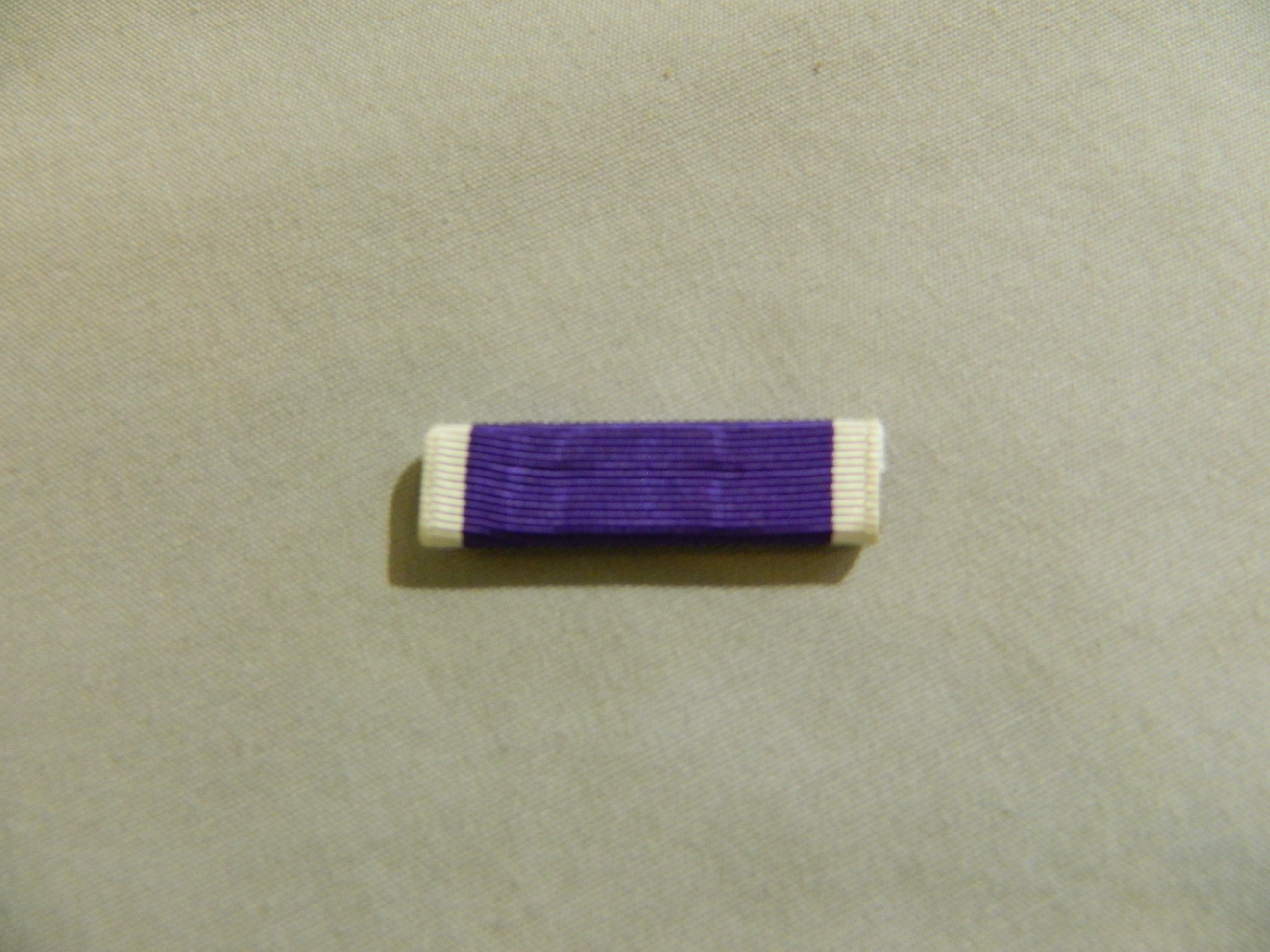 Ribbon: Purple Heart