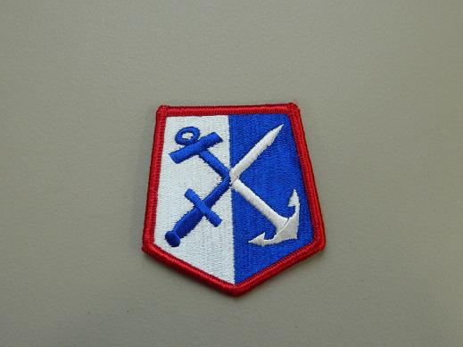 Rhode Island Nat. Guard State HQ Color Patch