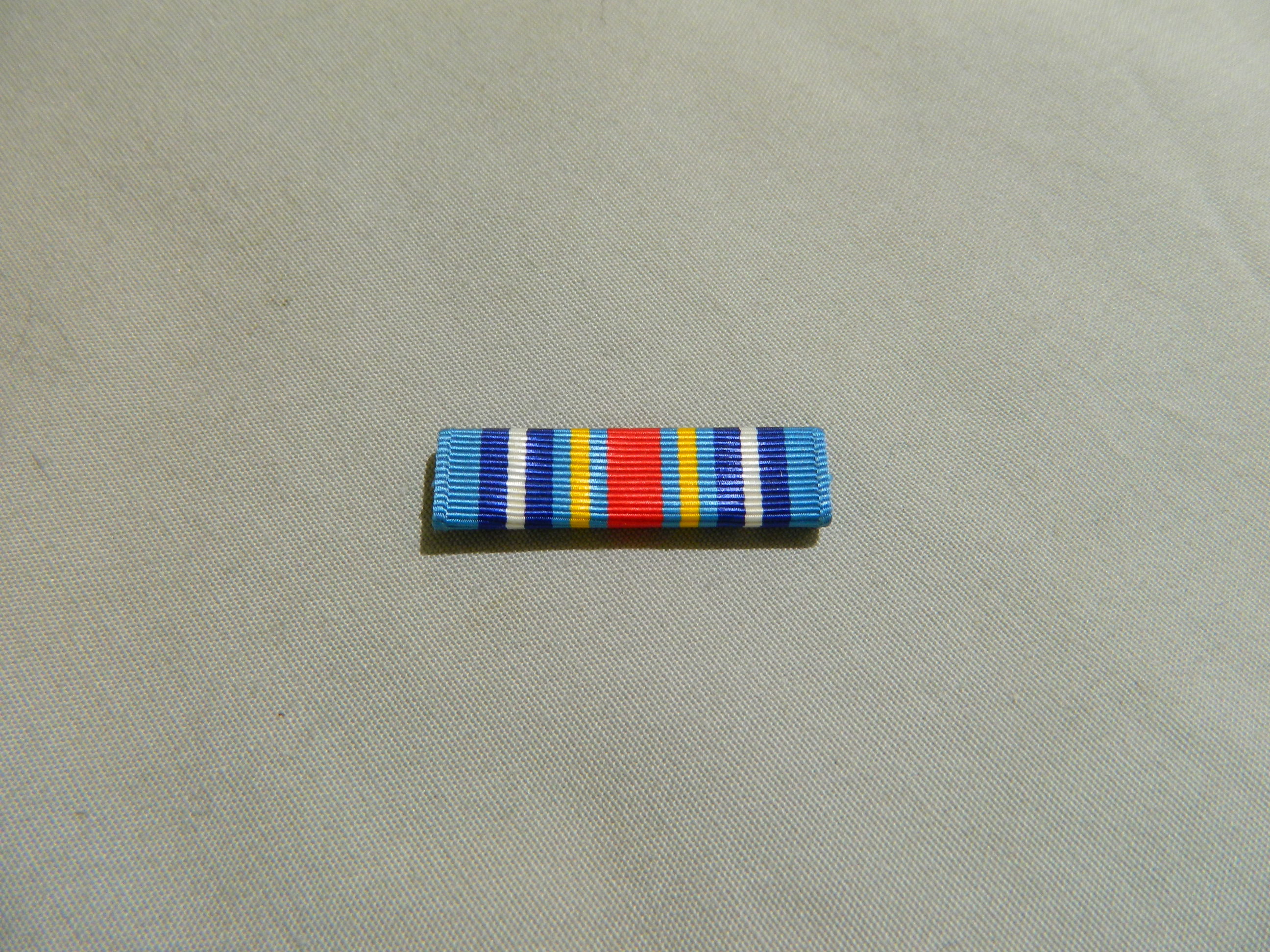Ribbon: Global War Expeditionary Medal