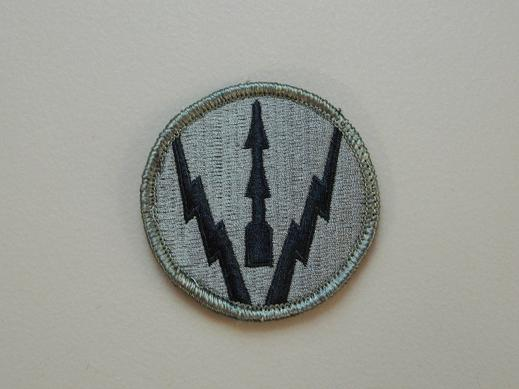 Air Defense School ACU Patch