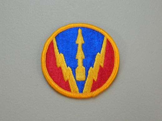 Air Defense School Color Patch