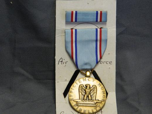 Air Force Good Conduct Medal w/ Ribbon