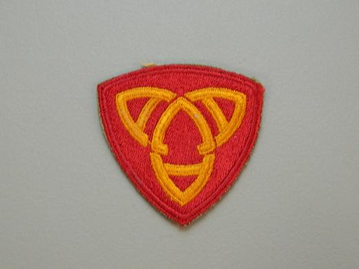 Anti Aircraft Command Eastern WW2 Color Patch