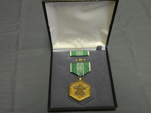 Army Commendation Medal- Full Size- Small Case