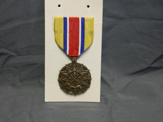 Army Reserve Components Medal- Full Size