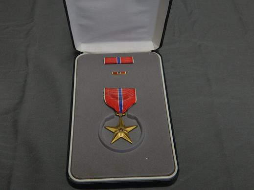 Bronze Star Medal- Full Size- Cased NEW LOWER PRICE