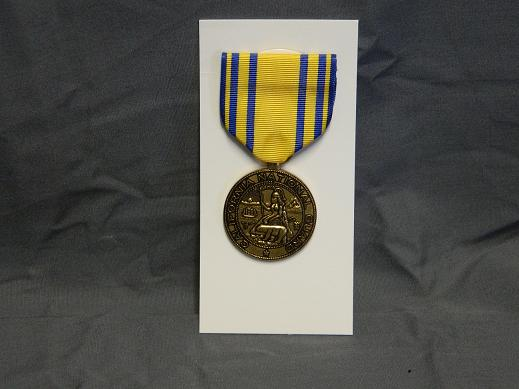 California National Guard Good Conduct Medal- Full Size