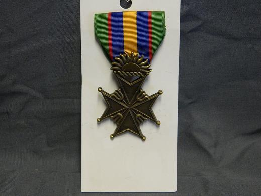 California National Guard Military Cross- Full Size