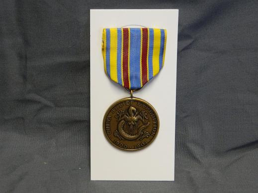 China Relief Expeditionary Medal - Full Size