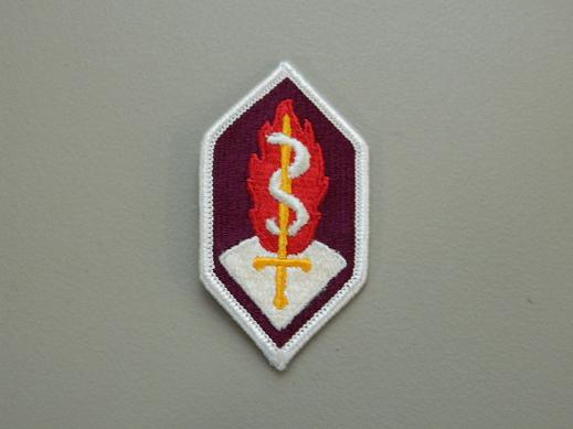 Medical Research & Development Command Color Patch