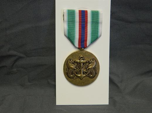 Merchant Marine Expeditionary Medal- Full Size