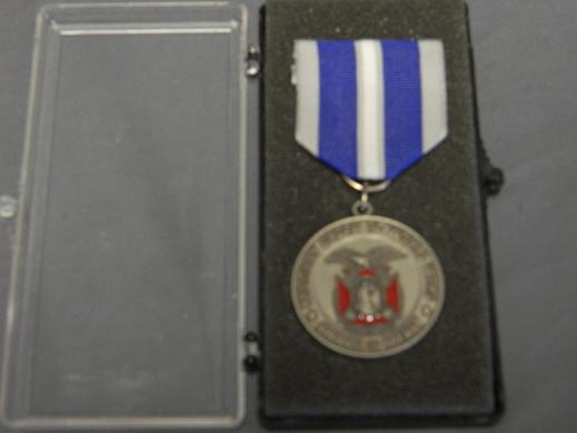 Military Order of World Wars- SROTC - Silver Award