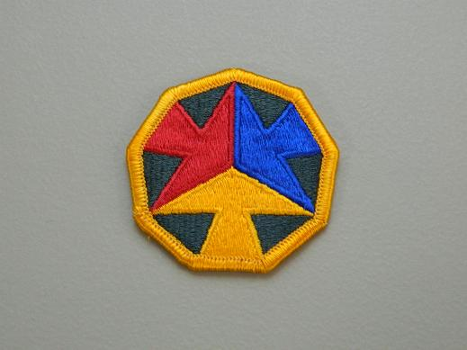 National Training Center Color Patch