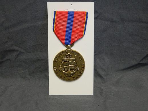 Naval Reserve Meritorious Service Medal- Full Size
