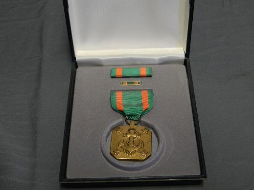Navy USMC Achievement Medal- Full Size- Cased