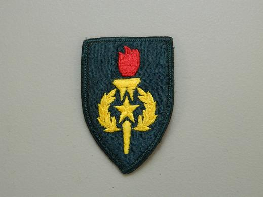 Sergeant Majors Academy Color Patch