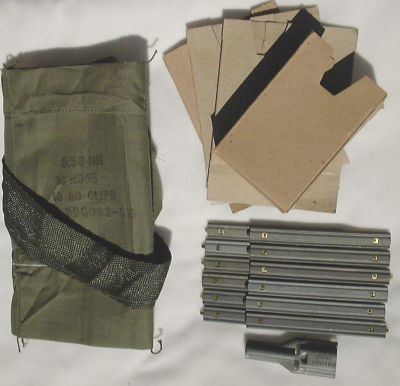M16/AR15 .223 4 Pocket Repack Kit