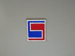 69th Inf. Div.- Color WWII Patch
