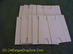 AK Repack Cardboards- New- 12 Ct.