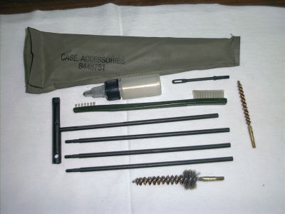 M16/AR15 USGI Buttstock Cleaning Kit