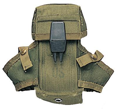 M16 Clip Pouch-Used- OD