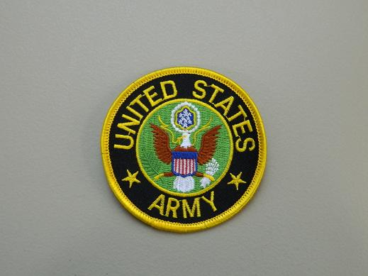 United States Army Color Patch