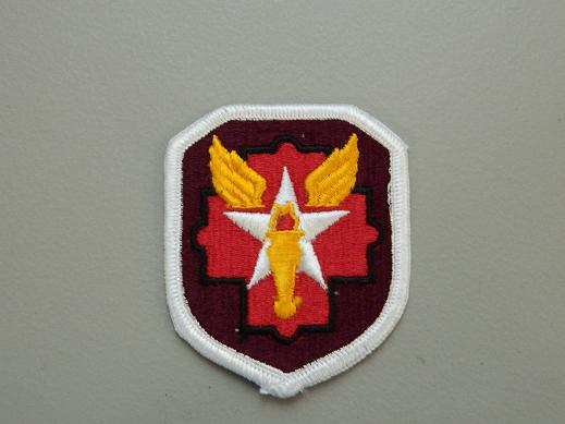 Joint Medical Command Color Patch