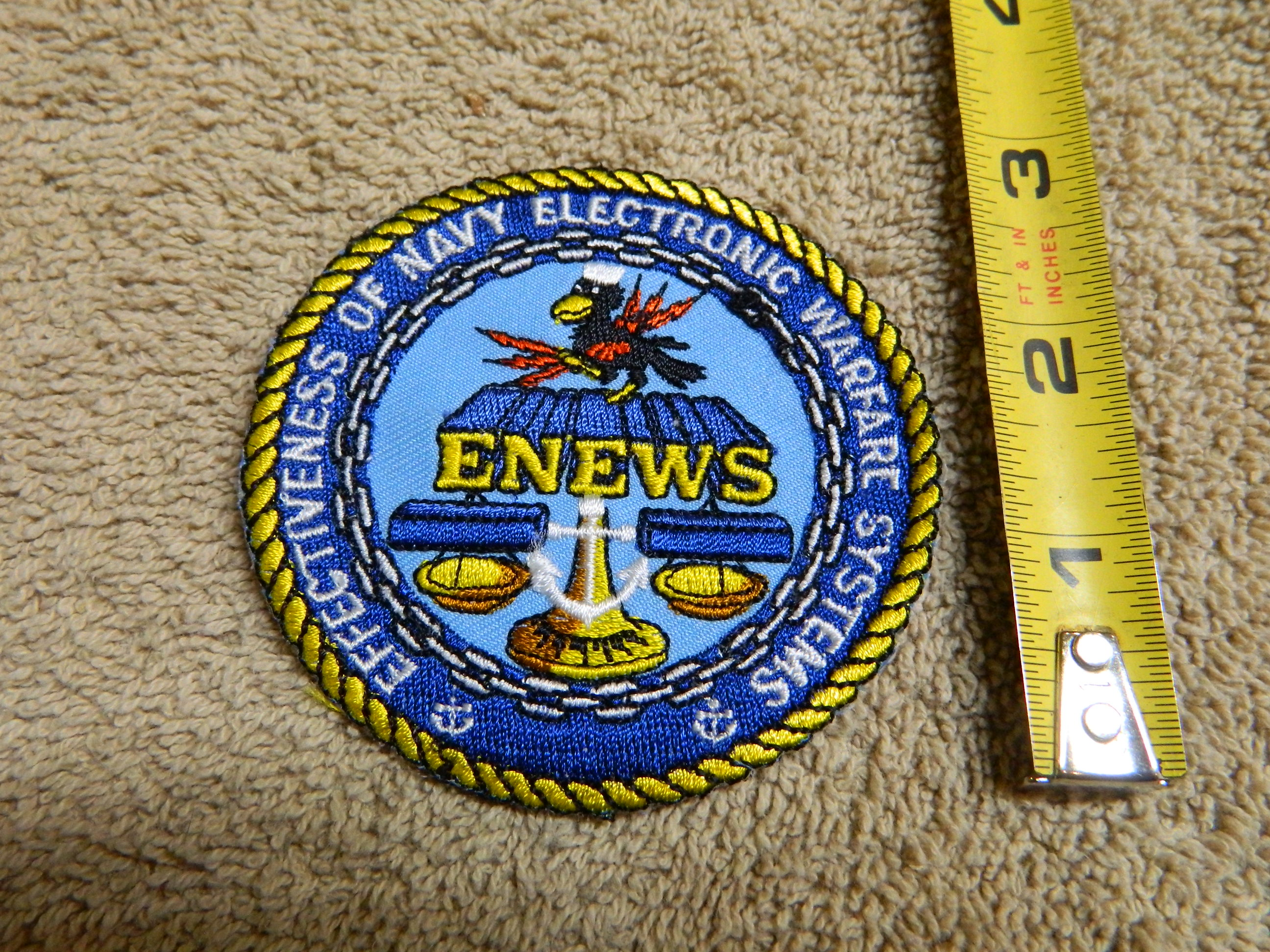 USN:Effectiveness of Navy Electronic Warfare Systems- Patch