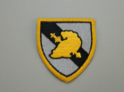United States Military Academy Cadre Color Patch